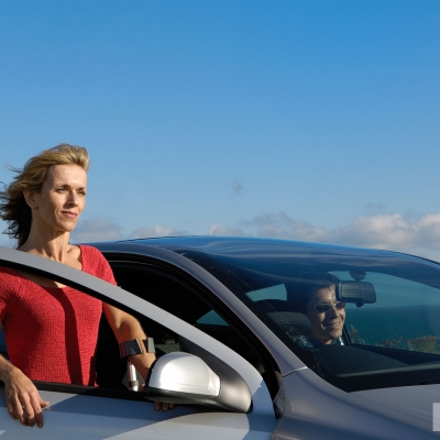 Advertising photography for Motability