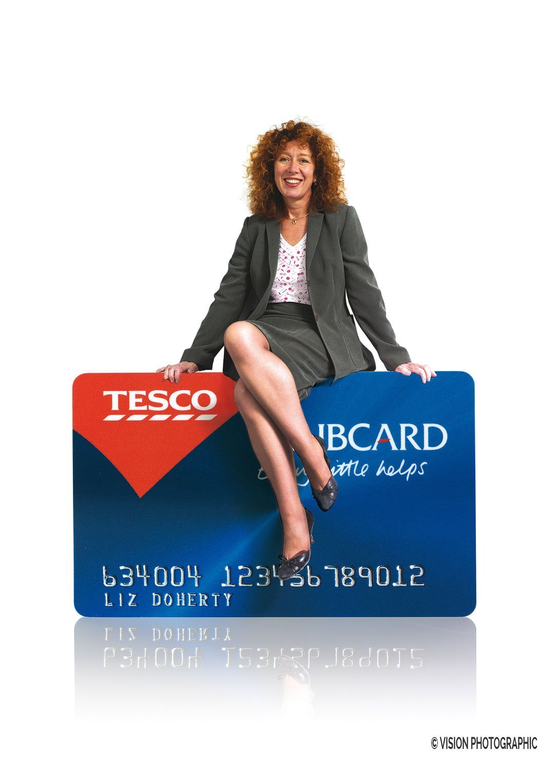 Advertising photography for Tesco