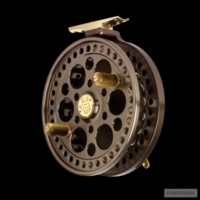 Product photography for Kingpin Reels