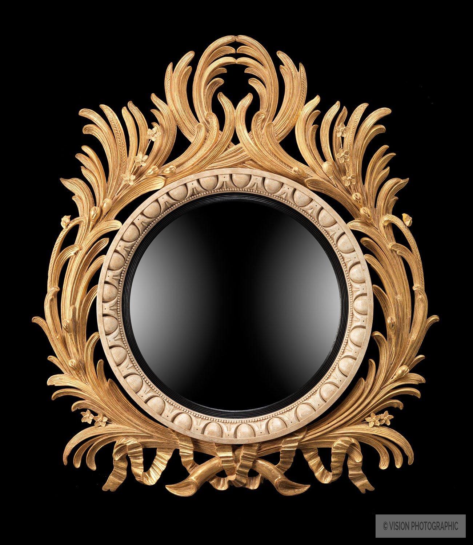 Mirror photography for Jonathan Sainsbury