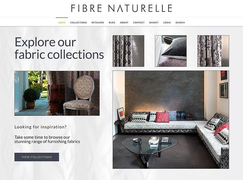 Fibre Naturelle Home Page