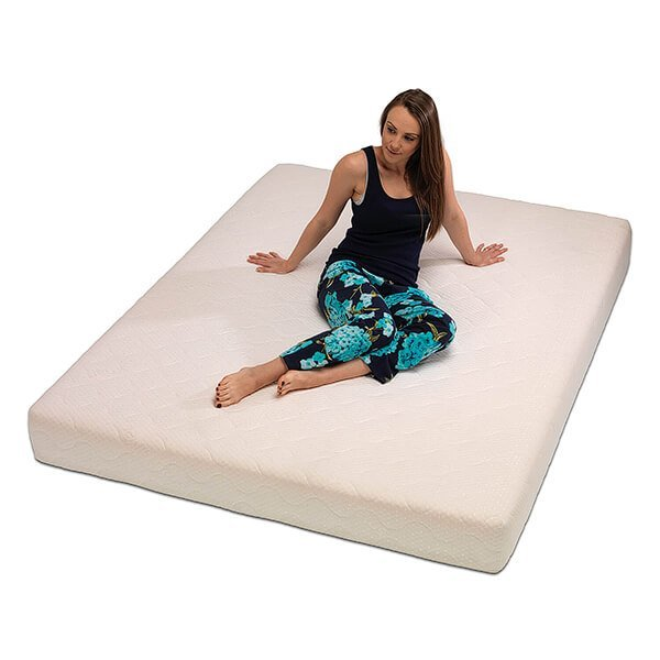 mattress product photography