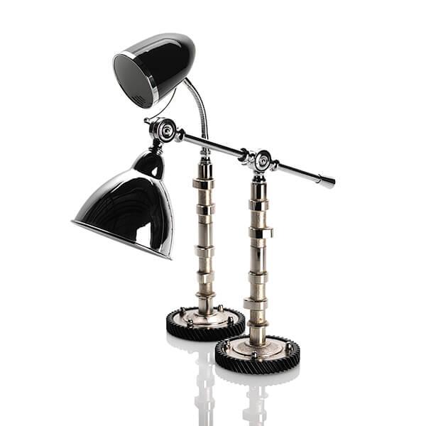 ornamentum designs camshaft lamps